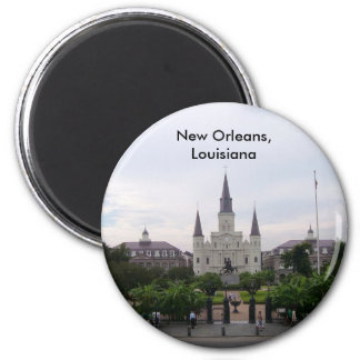 St Louis Cathedral Magnet
