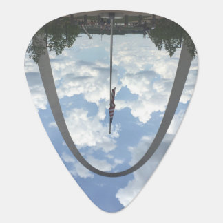 St Louis Gateway Arch Guitar Pick