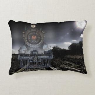 St. Louis Ghost Train Decorative Cushion