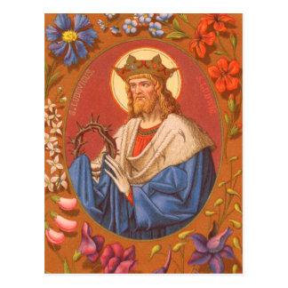 St. Louis IX the King (PM 05) Postcard #2