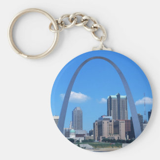 ST LOUIS KEY RING