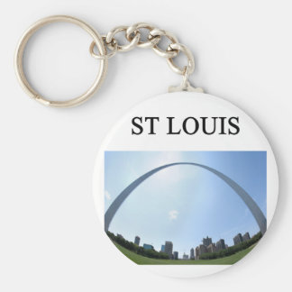 ST LOUIS missouri arch Key Ring