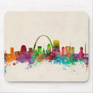 St Louis Missouri Skyline Mousepad