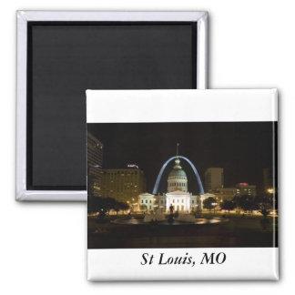 St Louis, MO Magnet