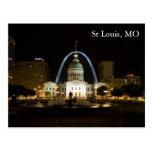 St Louis, MO Post Card