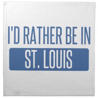 St. Louis Napkin