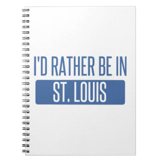 St. Louis Notebook