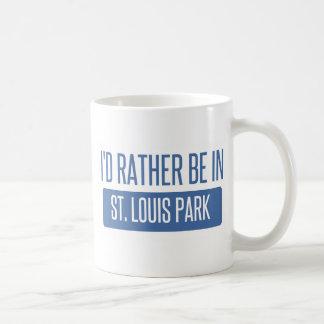St. Louis Park Coffee Mug