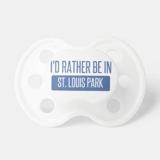 St. Louis Park Dummy