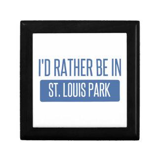 St. Louis Park Gift Box