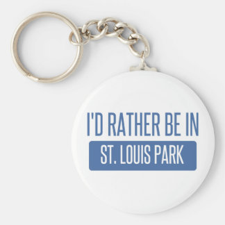 St. Louis Park Key Ring