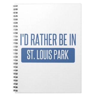 St. Louis Park Notebook
