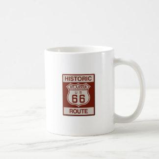 St Louis Route 66 Coffee Mug