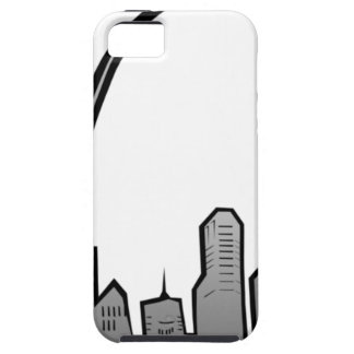 St Louis Skyline Drawing iPhone 5 Cover