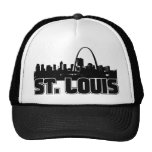 St Louis Skyline Trucker Hat
