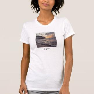St. Lucia - Women's T-shirt
