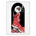 St. Lucy of Syracuse Notecard Note Card
