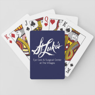 St. Luke's at The Villages Playing Cards