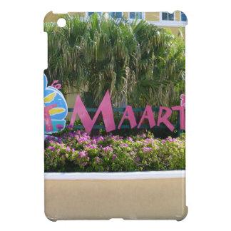 St. Maarten Sign iPad Mini Cover