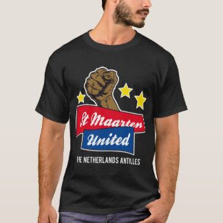 St Maarten United T-Shirt
