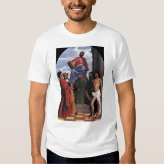 'St. Mark Enthroned' Tshirt