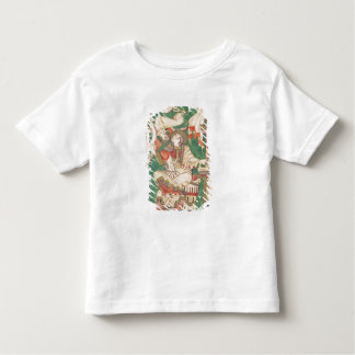 St. Mark, from a gospel from Corbie Abbey Tees
