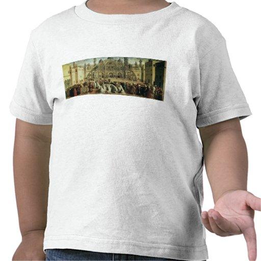 St. Mark Preaching in Alexandria, Egypt, 1504-07 Shirts