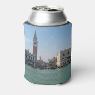St. Mark's Square from the Grand Canal Can Cooler