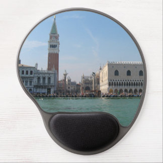 St. Mark's Square from the Grand Canal Gel Mouse Pad
