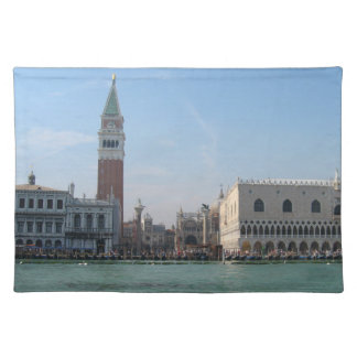 St. Mark's Square from the Grand Canal Place Mat