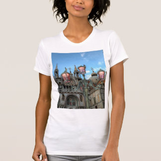 St. Marks and Lamp, Venice, Italy T-Shirt