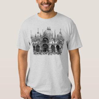 St Mark's basilica Tshirt