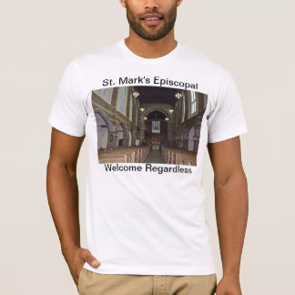 St Mark's Episcopal Church Community T-Shirt