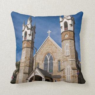 St. Mark's Episcopal Church Grand Rapids Throw Cushion