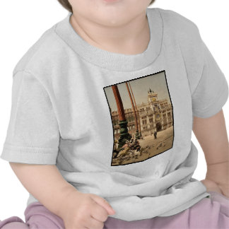 St. Mark's Place and Clock, Venice, Italy classic Shirt