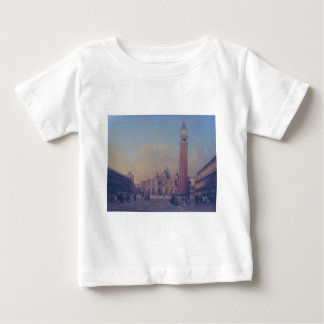 St. Mark's Square in Venice with Austrian military Infant T-Shirt