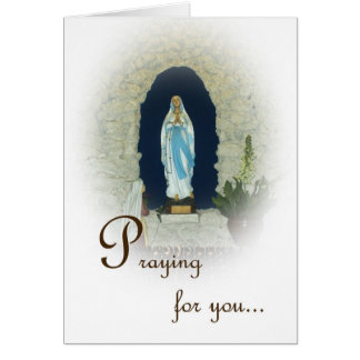 St Mary Catholic Church - Sympathy Card