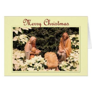 St. Mary Catholic Parish - Manger Christmas Card