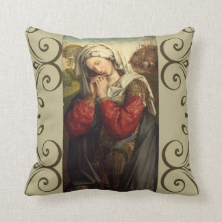 St. Mary Magdalene Feast Day July 22 Cushion