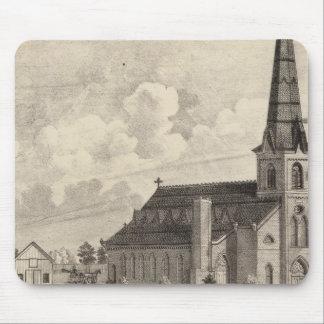 St Mary's Catholic Church Mouse Pad