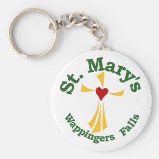 St. Mary's Catholic School Key Chain