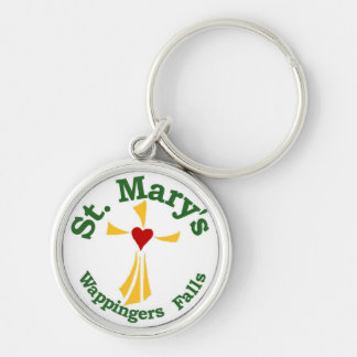 St. Mary's Catholic School Key Chain 2