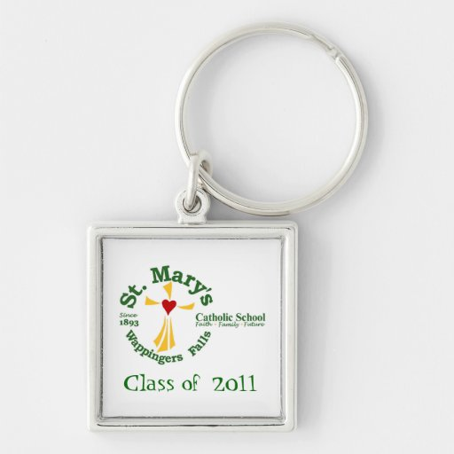 St. Mary's Catholic School Keychain 3