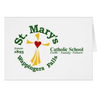St. Mary's Catholic School Note Cards