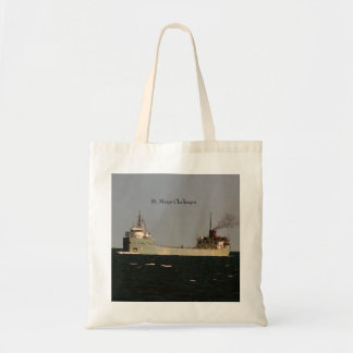 St. Marys Challenger tote bag