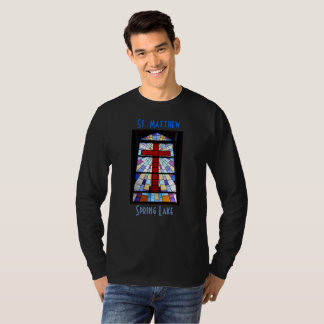 St. Matthew Stained Glass Long-Sleeve Tee