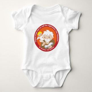 St. Matthew the Apostle Baby Bodysuit