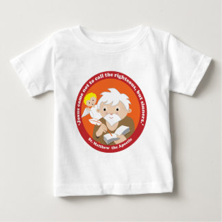 St. Matthew the Apostle Baby T-Shirt