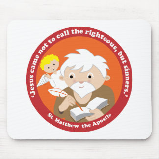 St Matthew the Apostle Mouse Pads