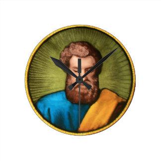 St Matthew Wall Clock